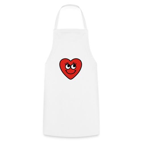 love hart - Keukenschort