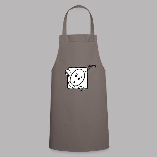 What? - Cooking Apron