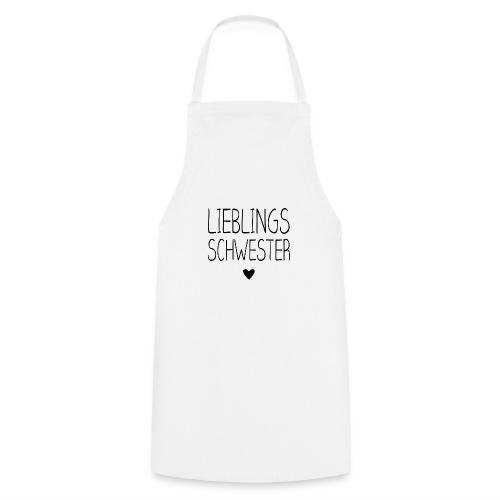Lieblingsschwester - Kochschürze