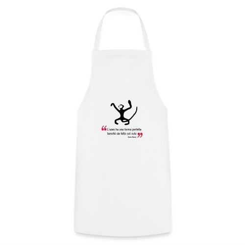 Frasi celebri Munari - Grembiule da cucina