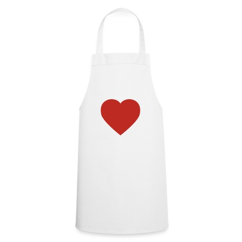 Herz Liebe - Kochschürze