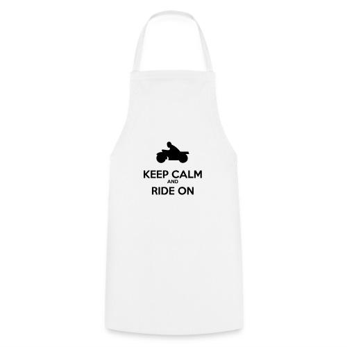 Keep Calm MC - Förkläde