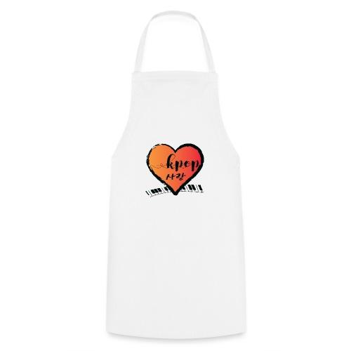 KPOP SARANG heart - Cooking Apron