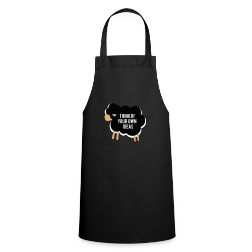 Think of your own idea! - Cooking Apron