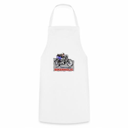 bikerholic - Cooking Apron