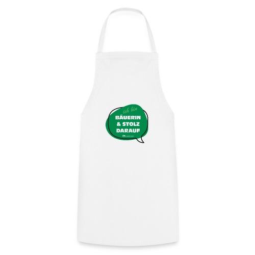 Bäuerin und stolz darauf - Kochschürze