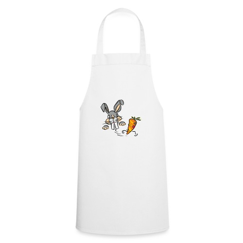 Hasenjagd ~ Rabbit Hunt - Kochschürze