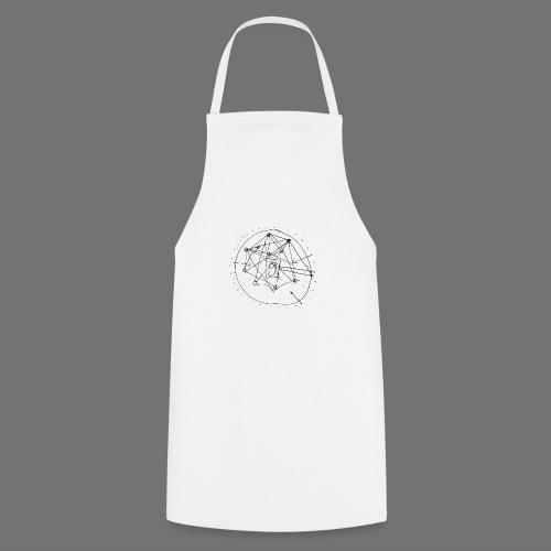 Strategia SEO nr 1 (czarny) - Fartuch kuchenny