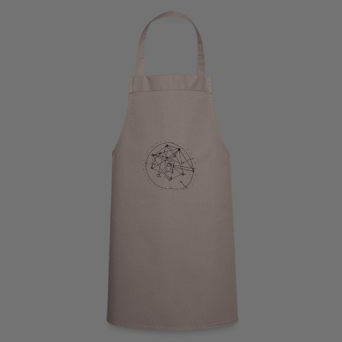 SEO Strategy No.1 (black) - Cooking Apron