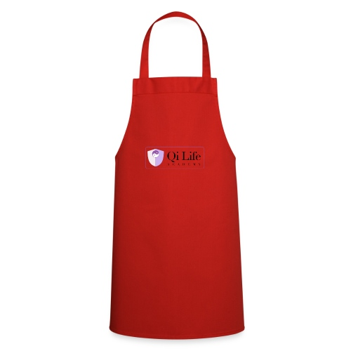 Qi Life Academy Promo Gear - Cooking Apron