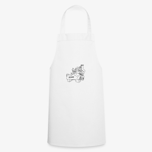 gova dinos - Tablier de cuisine