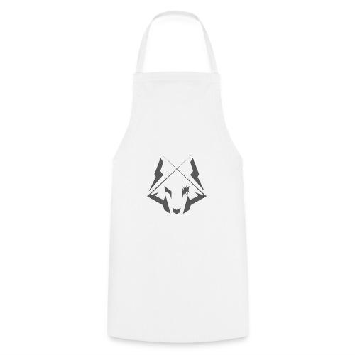 Wolf Logo Gray - Förkläde
