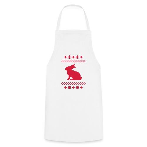 Norwegerhase hase kaninchen häschen bunny langohr - Kochschürze