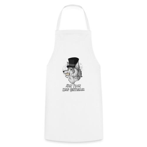 Half Wolf Half Gentleman - Cooking Apron