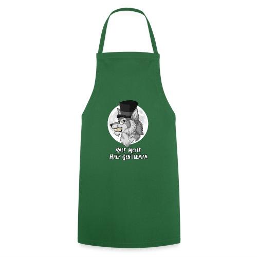 Half Wolf Half Gentleman - Fartuch kuchenny