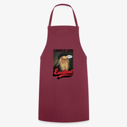XCLLT - Leonardo dit Caprio - Tablier de cuisine