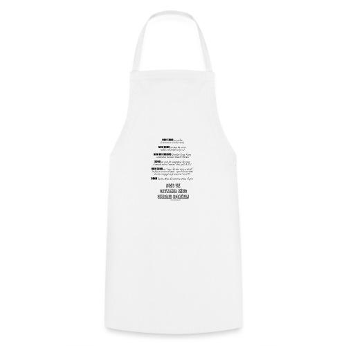 Vero standard Cavalier - Grembiule da cucina