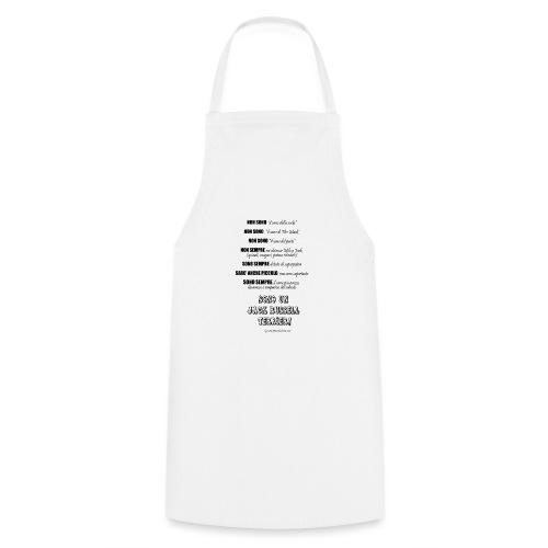 Vero standard J.R.T. - Grembiule da cucina