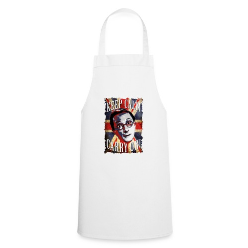 Carry On & Keep Calm - Cooking Apron