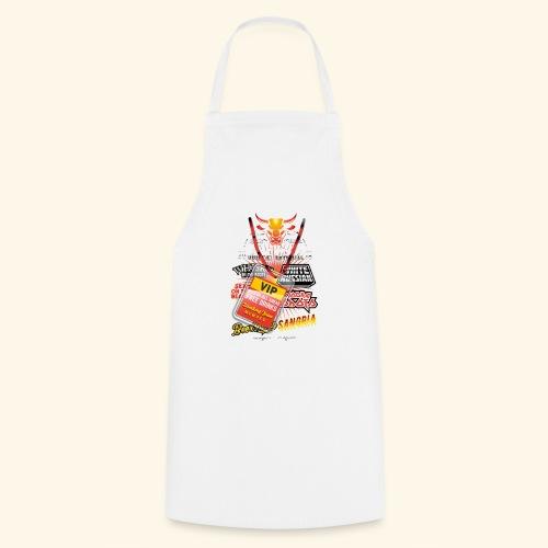 lustiges Sauftour-Shirt Booze Cruize - Kochschürze