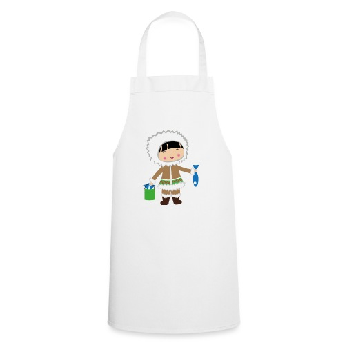 Happy Meitlis - Alaska - Kochschürze