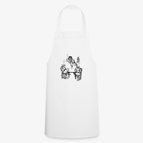 Raccoon Underwater Gin Party - Cooking Apron