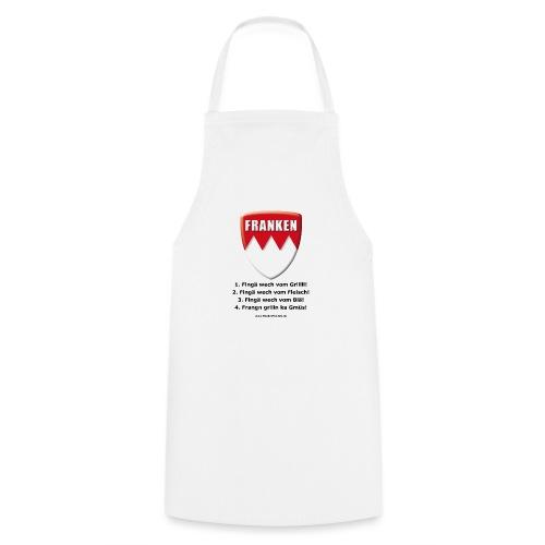 tshirt frankengrillmeister - Kochschürze