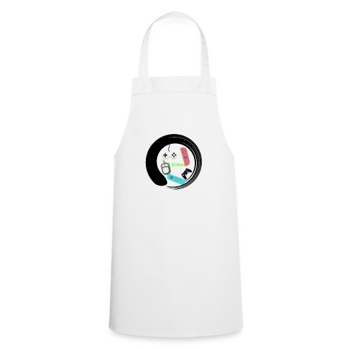 G Games Logo New - Cooking Apron