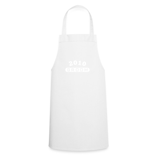 Groom 2010 - Cooking Apron