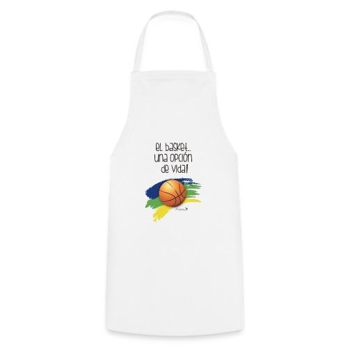 basket - Delantal de cocina