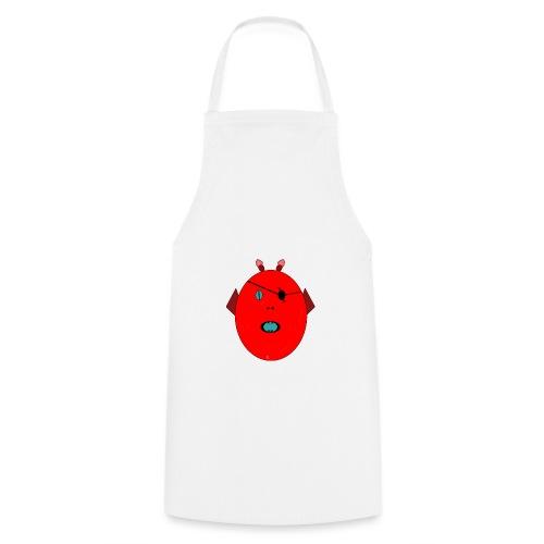 The red monster - Förkläde