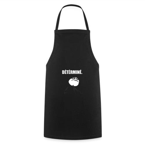 DÉTÉRMINÉ. - Tablier de cuisine