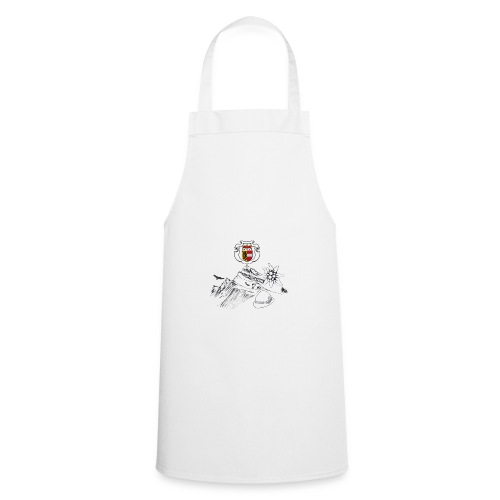 Salzburger Heimat - Kochschürze