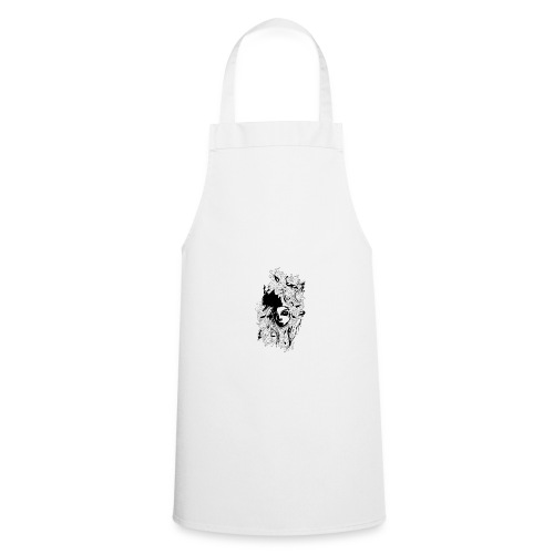 Akasacian tshirt design 611 - Delantal de cocina