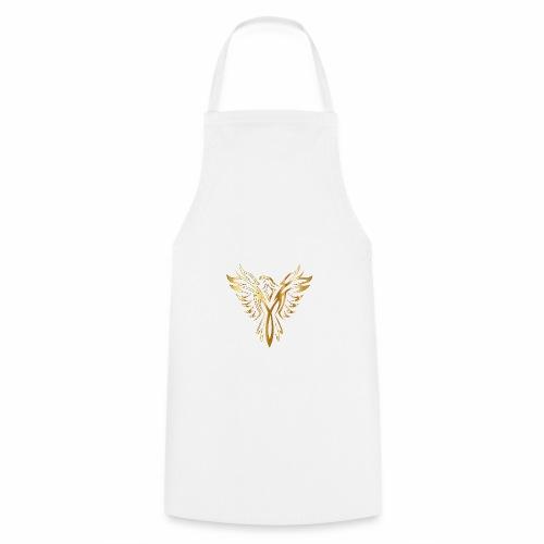 Złoty fenix - Fartuch kuchenny