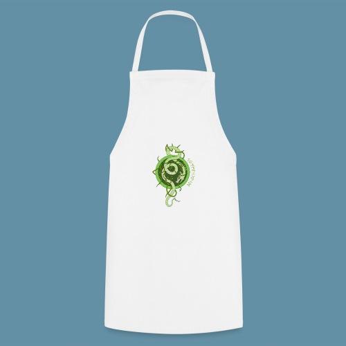 Jormungand logo png - Grembiule da cucina