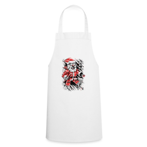 Robot Santa Claus - Cooking Apron