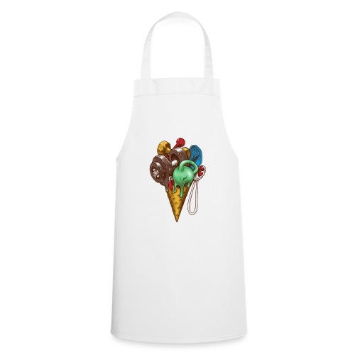 Ice Cream Workout - Cooking Apron