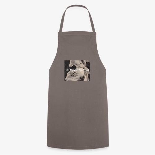 #OrgulloBarroco Proserpina - Delantal de cocina