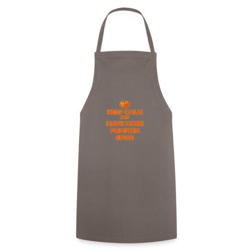 KeepCalmPumpkinSpice - Grembiule da cucina