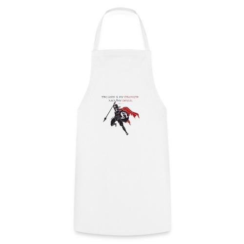 Christian Warrior - Kochschürze