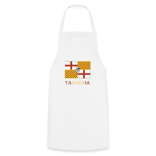 Bandera Tabarnia con escudo y nombre - Delantal de cocina