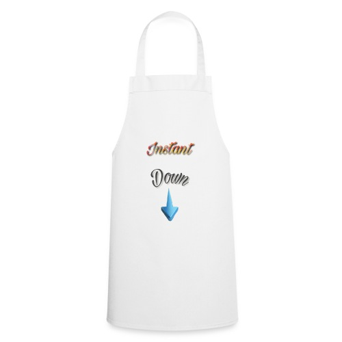 InstantDown LOGO - Kochschürze