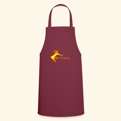 Style is the only way - Grembiule da cucina