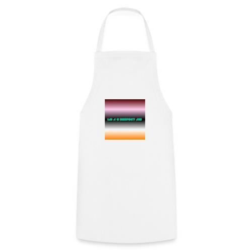 IM A G RESPECT ME MERCH - Cooking Apron