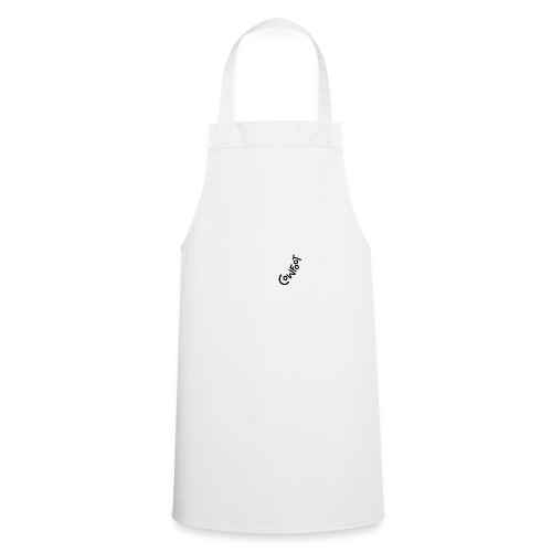 Cowfoot for dark background - Cooking Apron
