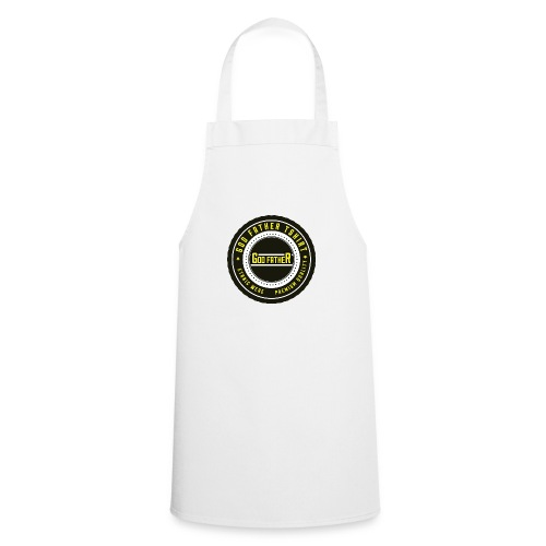 GOD FATHER LOGO 1 - Cooking Apron