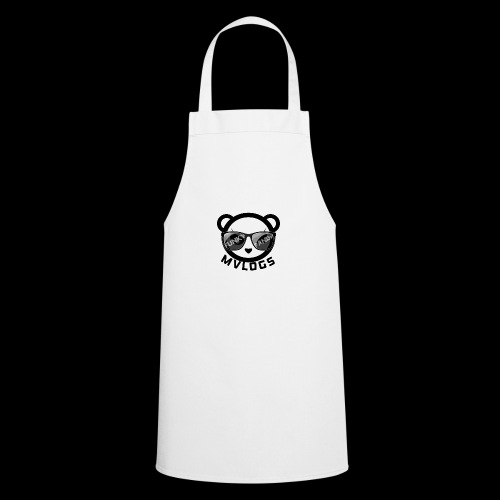 MVLOGS FUNKY PANDA - Cooking Apron