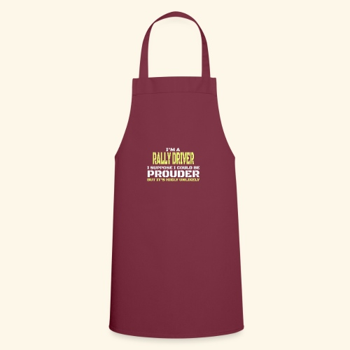 RALLY - Grembiule da cucina