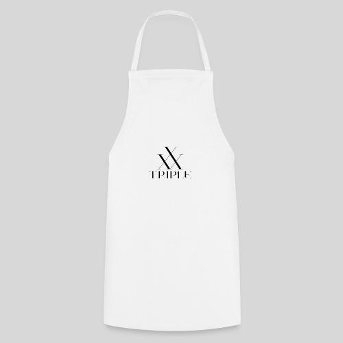 TRIPLE X v2 - Grembiule da cucina